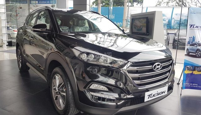Hyundai Hà Đông - Hyundai Tucson 2019 giao ngay, giá cực tốt, KM cực cao, trả góp 90%, liên hệ ngay 098147677 để ép giá