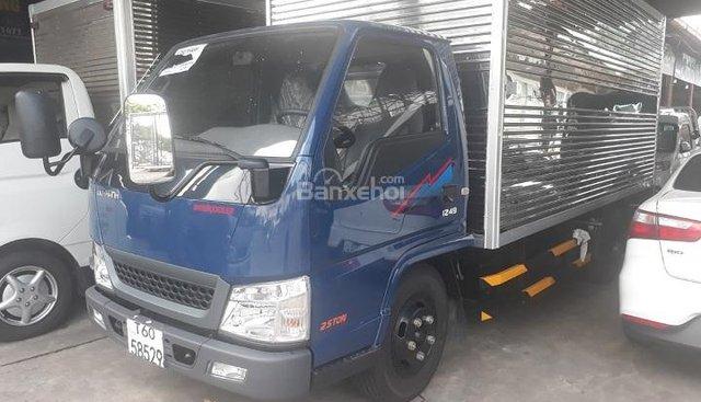 Bán xe tải Isuzu Đô Thành 2 tấn 3, thùng kín dài 4m1 giá tốt nhất Sài Gòn