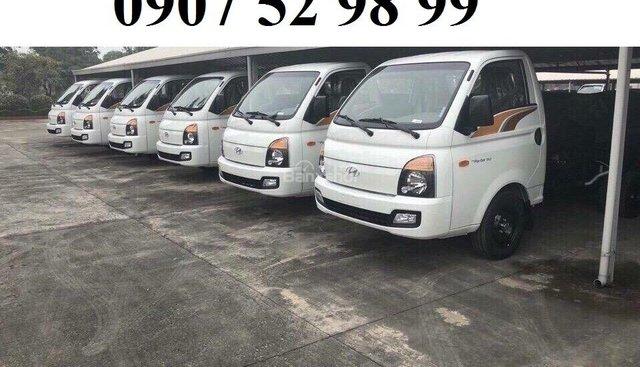 Bán Hyundai H150 thùng mui bạt 1,5 tấn tại Cần Thơ, Đồng Tháp, Vĩnh Long, Hậu Giang, Bạc Liêu