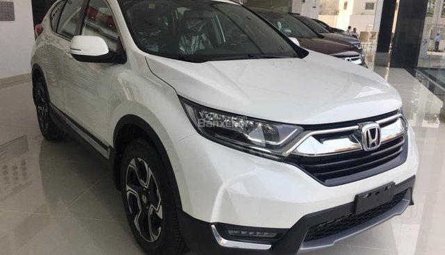 Bán ô tô Honda CR V đời 2019, đủ màu, giá cực hấp dẫn trong tháng 6