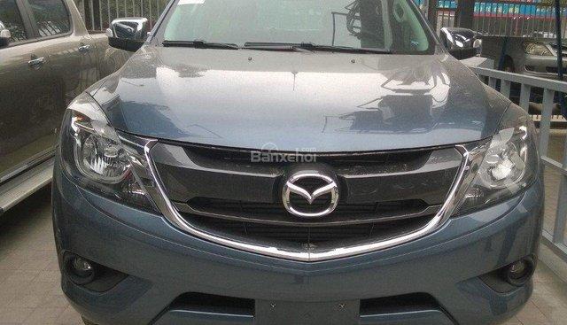Bán xe bán tải Mazda BT-50 2.2 4WD Facelift 2018, giá tốt nhất Hà Nội, hotline: 0973 560 137