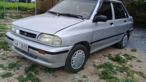 Bán xe Kia CD5 MT 2003, màu bạc, giá chỉ 60 triệu