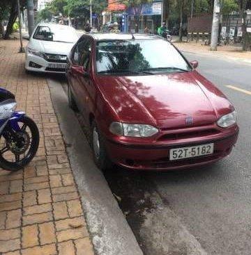 Bán xe Fiat Siena 2002, màu đỏ