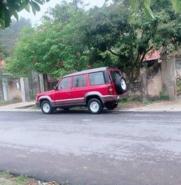 Bán ô tô Mekong Paso 1996, màu đỏ
