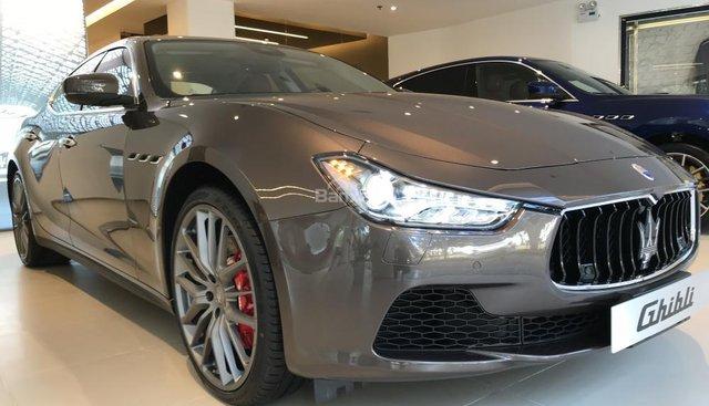 Bán xe Maserati Ghibli SQ4 cao cấp mới, Maserati Ghibli SQ4 truyền động 4 bánh mới