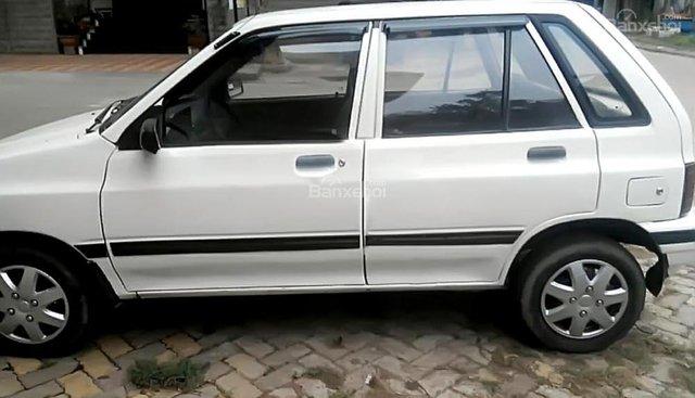 Bán Kia CD5 sản xuất 2003, màu trắng giá cạnh tranh