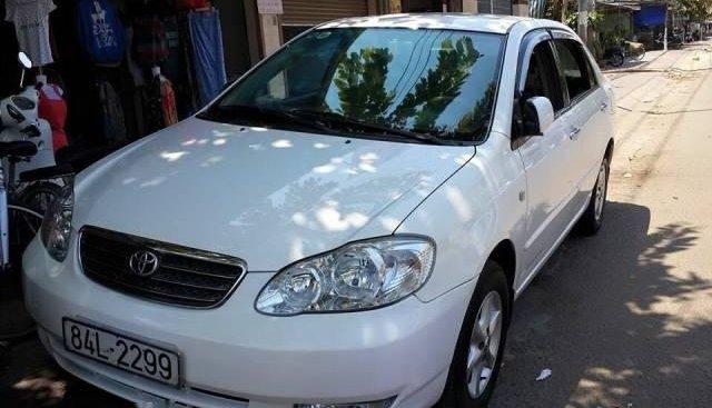 Bán Toyota Corolla altis năm sản xuất 2004, màu trắng, giá tốt