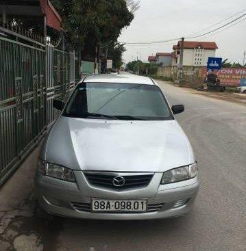 Cần bán xe Mazda 626 MT đời 2001, giá 138tr