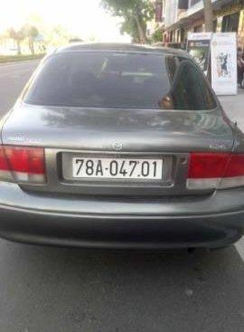 Bán Mazda 626 đời 1997, màu bạc, nhập khẩu