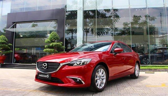 Mazda Nguyễn Trãi - Bán Mazda 6 2019 chỉ từ 819 triệu đồng, hỗ trợ trả góp tới 85%, lãi suất thấp