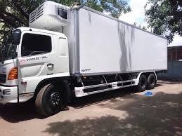 Bán xe Hino FL thùng đông lạnh 15 tấn