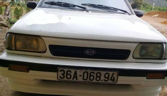 Bán Kia CD5 đời 2003, màu trắng, giá tốt