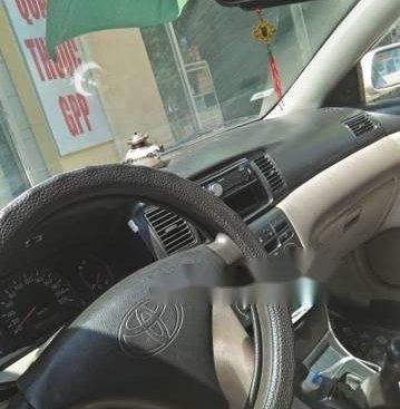 Bán Toyota Corolla altis sản xuất 2002, màu trắng chính chủ, giá chỉ 195 triệu