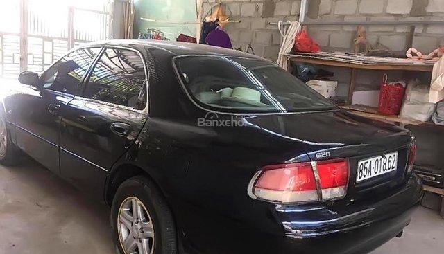 Cần bán lại xe Mazda 626 2.0 MT sản xuất năm 1992, màu đen, nhập khẩu