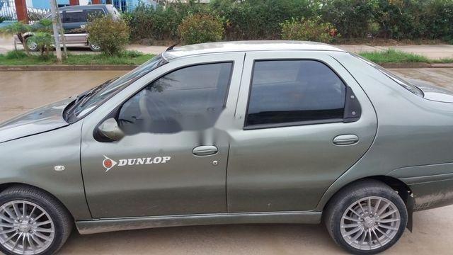 Bán xe Fiat Siena 1.3 sản xuất 2003, màu xám, xe nhập, 86tr
