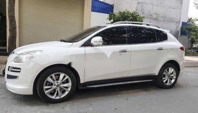 Bán Luxgen U7 đời 2013, màu trắng, nhập khẩu, giá tốt