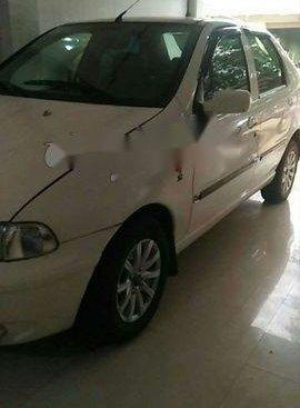 Cần bán xe Fiat Siena 2006, màu trắng xe gia đình