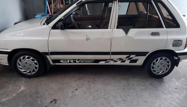 Cần bán Kia CD5 2001, màu trắng