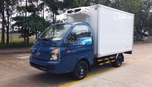 Mua bán xe tải 1T5 Hyundai 1.5 tấn H150 thùng bạt+ trả góp+ gía cạnh tranh