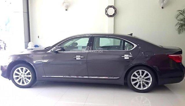 Chính chủ bán Lexus LS 600HL sản xuất 2009, còn  mới 95%, nhập khẩu nguyên chiếc