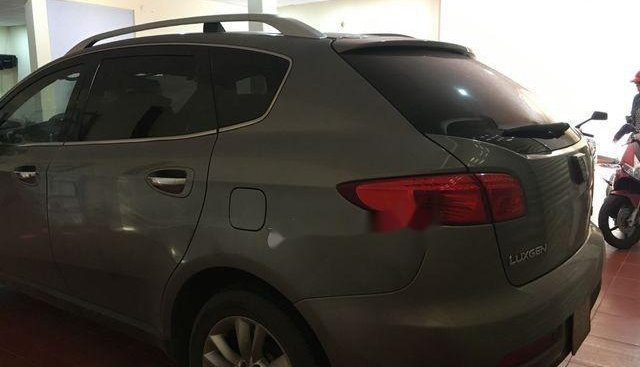 Cần bán gấp Luxgen U7 sản xuất 2012, màu bạc, nhập khẩu xe gia đình, 550 triệu