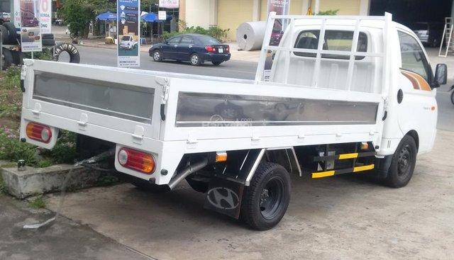 Bán xe Hyundai Porter H150 thùng lửng 1.5 tấn, bảo hành chính hãng, thùng đẹp, chất lượng