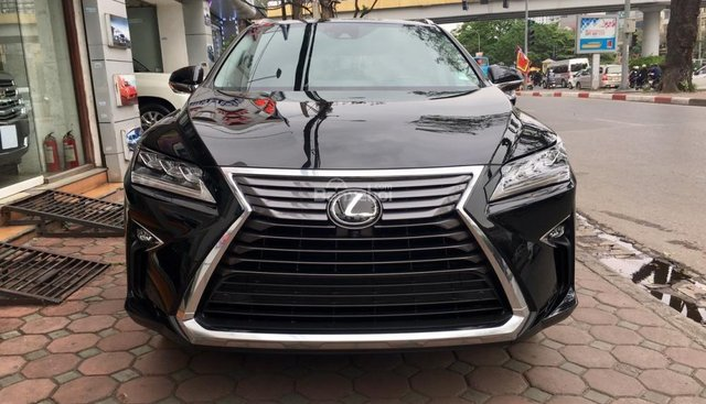 Bán xe Lexus RX 350 L 07 chỗ sản xuất năm 2018, màu đen, nhập khẩu Mỹ, giá tốt. LH: 0905.098888 - 0982.84.2838