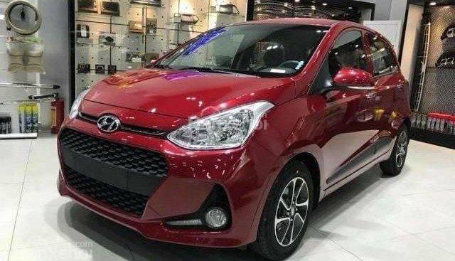 Bán xe Hyundai Grand i10 Thanh Hóa 2019 (số sàn- tự động), trả góp chỉ 120tr - LH: 0947371548