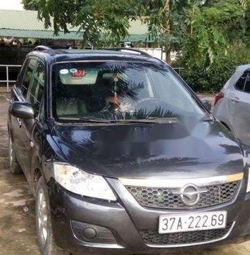 Cần bán lại xe Haima Freema đời 2012, màu đen, giá 220tr