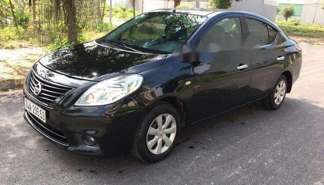 Bán ô tô Nissan Sunny năm sản xuất 2013, màu đen