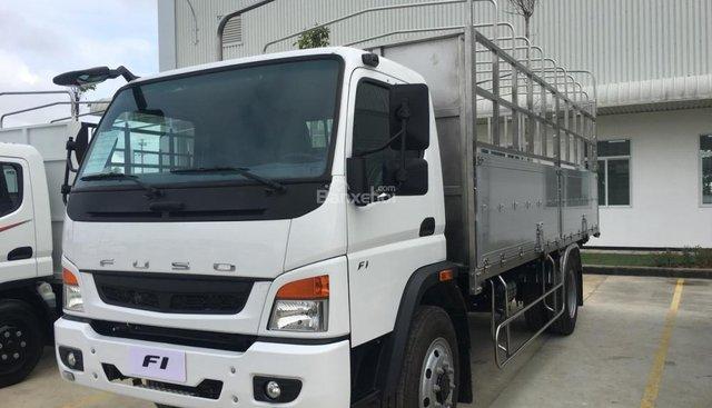 Giá xe Fuso FI nhập khẩu, tải 6 tấn 8, thùng lớn