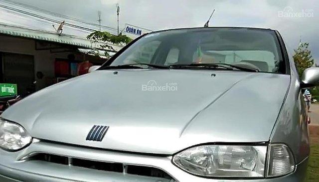 Bán Fiat Siena ED 1.3 năm sản xuất 2001, màu bạc
