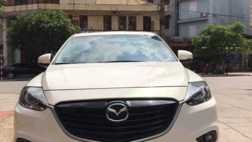 Bán xe Mazda CX 9 2014, màu trắng