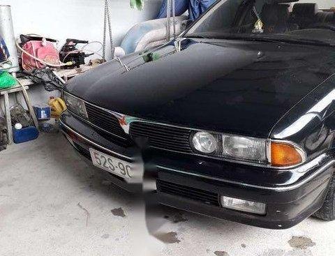 Bán Mitsubishi Diamante đời 1991, màu đen chính chủ giá cạnh tranh