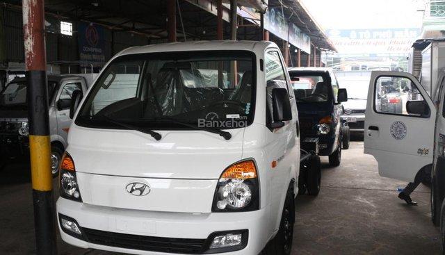 Bán ô tô xe tải 1 tấn - dưới 1,5 tấn năm 2018, màu trắng, 400 triệu