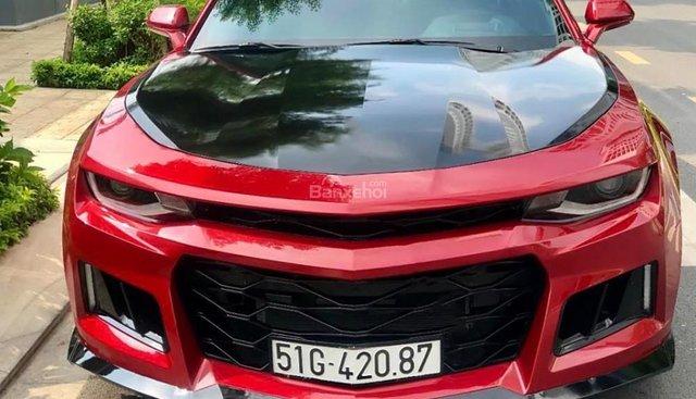 Bán Chevrolet Camaro RS năm 2017, màu đỏ, nhập khẩu