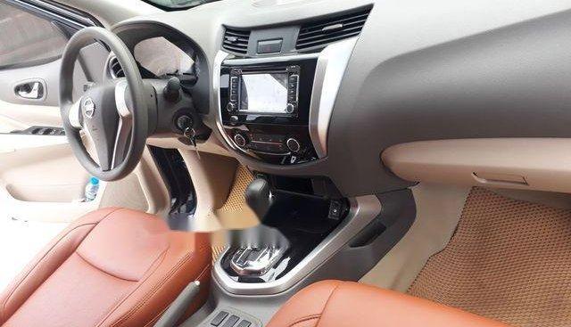 Cần bán Nissan Navara EL năm 2017, màu xanh lam như mới giá cạnh tranh