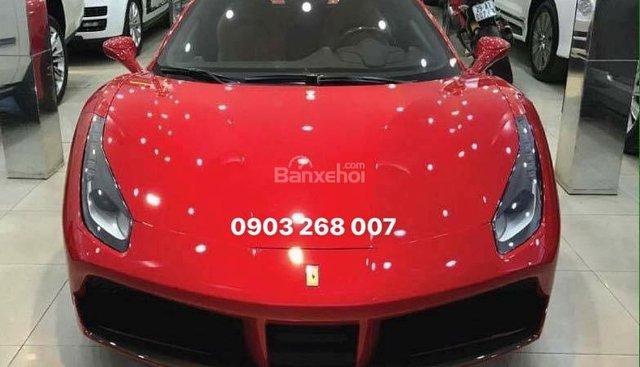 Cần bán xe Ferrari 488 Spider năm sản xuất 2016, màu đỏ, nhập khẩu