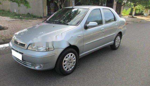 Cần bán lại xe Fiat Albea đời 2004, màu bạc, giá tốt