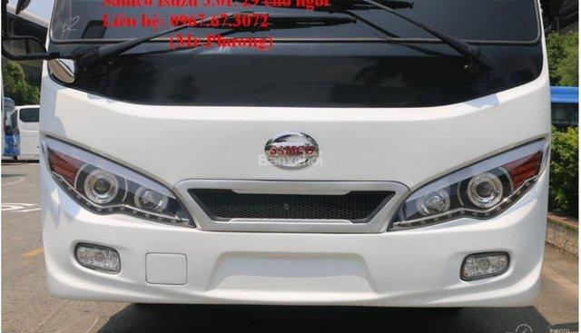 Bán xe Samco Isuzu 3.0L 29 chỗ ngồi - Đạt tiêu chuẩn Euro IV