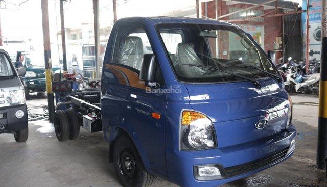 Bán xe tải Hyundai Porter 1T5 mới, bảo hành 5 năm