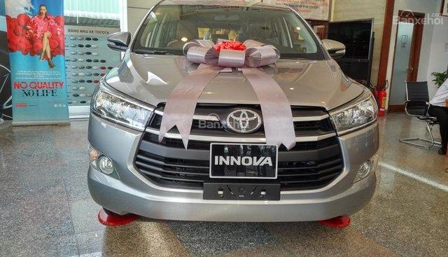 """""""HOT"""" Toyota Innova 2.0E 2019 - Giá 741 triệu, tặng bảo hiểm 1 năm hoặc ưu đãi nhiều gói phụ kiện - Liên hệ 0902750051"""