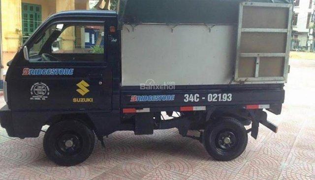 Bán Suzuki Super Carry Truck 1.0 MT sản xuất năm 2011, màu xanh lam