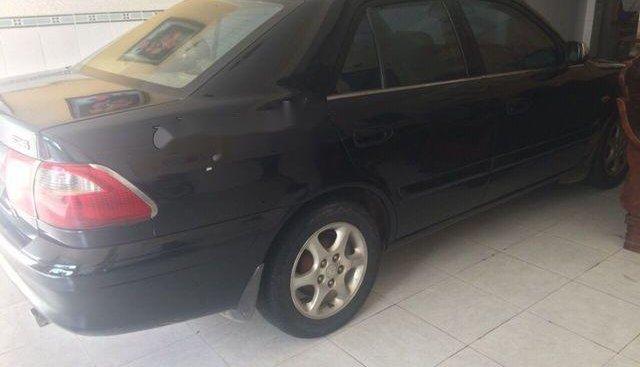 Bán xe Mazda 626 sản xuất 2003, màu đen xe gia đình