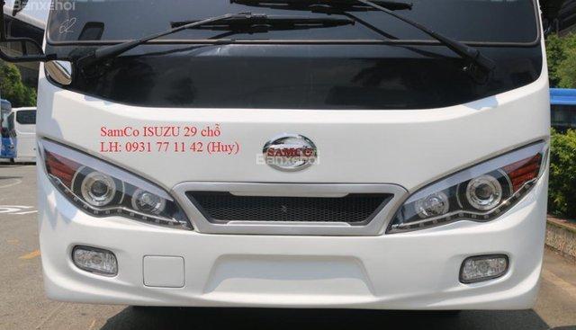 Bán xe Samco Isuzu 3.0L 29 chỗ (Hỗ trợ trước bạ 50%)