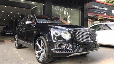 Giao ngay Bentley Bentayga First Edition, giấy tờ trao tay, giá cạnh tranh, có thương lượng