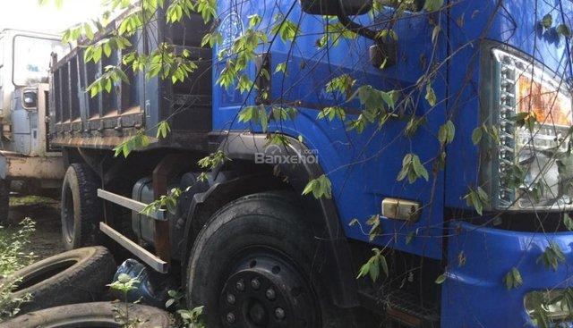 Cần bán xe tải Trường Giang (DFM) 9.2T sản xuất năm 2015, màu xanh lam