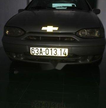 Bán ô tô Fiat Siena năm sản xuất 2003, màu bạc, giá chỉ 89 triệu