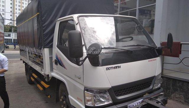 Bán xe tải Hyundai 2T4 mới đời 2018, máy động cơ Isuzu