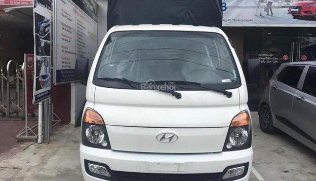 Bán ô tô Hyundai Porter H150 đời 2018, màu trắng